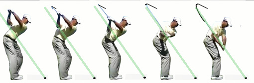 Why a flat left wrist setting at the top needs to be ...
